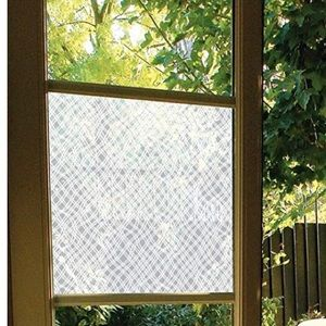 Other - SOLD—Muslin Window Privacy Cling Film - NWT